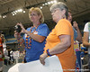080817_UFfans_5100_TCasey<br /> <br /> photo by Tim Casey<br /> <br /> during the University of Florida football team's Alltel Football Fan Day on Sunday, August 17, 2008 at the Stephen C. O'Connell Center in Gainesville, Fla.