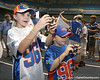 080817_UFfans_5265_TCasey<br /> <br /> photo by Tim Casey<br /> <br /> during the University of Florida football team's Alltel Football Fan Day on Sunday, August 17, 2008 at the Stephen C. O'Connell Center in Gainesville, Fla.