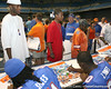 080817_UFfans_5132_TCasey<br /> <br /> photo by Tim Casey<br /> <br /> during the University of Florida football team's Alltel Football Fan Day on Sunday, August 17, 2008 at the Stephen C. O'Connell Center in Gainesville, Fla.