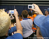 080817_UFfans_5117_TCasey<br /> <br /> photo by Tim Casey<br /> <br /> during the University of Florida football team's Alltel Football Fan Day on Sunday, August 17, 2008 at the Stephen C. O'Connell Center in Gainesville, Fla.