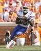 photo by Tim Casey<br /> <br /> Florida junior Brandon James return a punt 78 yards for a touchdown during the first half of the Gators' game against the Tennessee Volunteers on Saturday, September 20, 2008 at Neyland Stadium in Knoxville, Tenn.