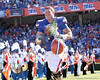 photo by Tim Casey<br /> <br /> Florida redshirt senior offensive lineman Phil Trautwein participates in the Senior Day ceremony before the Gators' 70-19 win against The Citadel Bulldogs on Saturday, November 22, 2008 at Ben Hill Griffin Stadium in Gainesville, Fla. UF led 49-6 at halftime.