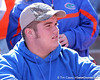 photo by Tim Casey<br /> <br /> A Florida recruit watches from the stands before the Gators' 70-19 win against The Citadel Bulldogs on Saturday, November 22, 2008 at Ben Hill Griffin Stadium in Gainesville, Fla. UF led 49-6 at halftime.