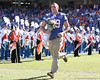 photo by Tim Casey<br /> <br />  participates in the Senior Day ceremony before the Gators' 70-19 win against The Citadel Bulldogs on Saturday, November 22, 2008 at Ben Hill Griffin Stadium in Gainesville, Fla. UF led 49-6 at halftime.