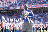 photo by Tim Casey<br /> <br /> Florida senior tight end Cornelius Ingram participates in the Senior Day ceremony before the Gators' 70-19 win against The Citadel Bulldogs on Saturday, November 22, 2008 at Ben Hill Griffin Stadium in Gainesville, Fla. UF led 49-6 at halftime.