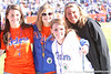 photo by Tim Casey<br /> <br /> Florida women's lacrosse coach Amanda O'Leary poses for a photo  before the Gators' 70-19 win against The Citadel Bulldogs on Saturday, November 22, 2008 at Ben Hill Griffin Stadium in Gainesville, Fla. UF led 49-6 at halftime.