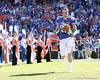 photo by Tim Casey<br /> <br /> Florida redshirt senior tight end Tate Casey participates in the Senior Day ceremony before the Gators' 70-19 win against The Citadel Bulldogs on Saturday, November 22, 2008 at Ben Hill Griffin Stadium in Gainesville, Fla. UF led 49-6 at halftime.