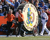 photo by Tim Casey<br /> <br /> The Florida alumni band takes the field before the Gators' 70-19 win against The Citadel Bulldogs on Saturday, November 22, 2008 at Ben Hill Griffin Stadium in Gainesville, Fla. UF led 49-6 at halftime.