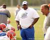 Florida football strength coach Mark Campbell