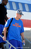 (Casey Brooke Lawson / Gator Country) Duke Lemmens and the University of Florida football team returns from Miami, after winning the 2008 BCS National Championship, to the Gainesville Regional Airport in Gainesville, Fla., on January 9, 2009.
