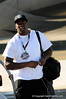 (Casey Brooke Lawson / Gator Country) Marcus Gilbert and the University of Florida football team returns from Miami, after winning the 2008 BCS National Championship, to the Gainesville Regional Airport in Gainesville, Fla., on January 9, 2009.