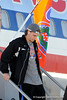 (Casey Brooke Lawson / Gator Country) The University of Florida football team returns from Miami, after winning the 2008 National College Football Championship, to the Gainesville Regional Airport in Gainesville, Fla., on January 9, 2009.