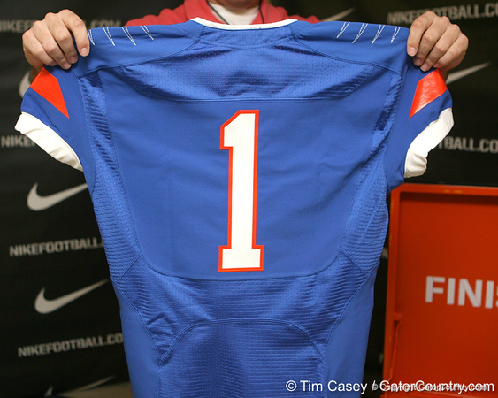 The Nike Pro Combat uniforms that the Gators will wear against ...