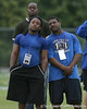 photo by Tim Casey<br /> <br /> during the Gators' second day of spring football practice on Friday, March 27, 2009 at the Sanders football practice fields in Gainesville, Fla.