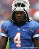 Florida senior cornerback Wondy Pierre-Louis warms up before the Gators' 37-10 win against Florida State on Saturday, November 28, 2009 at Ben Hill Griffin Stadium in Gainesville, Fla. / Gator Country photo by Tim Casey