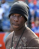 Miramar senior wide receiver Ivan McCartney watches after the Gators' 37-10 win against Florida State on Saturday, November 28, 2009 at Ben Hill Griffin Stadium in Gainesville, Fla. / Gator Country photo by Tim Casey
