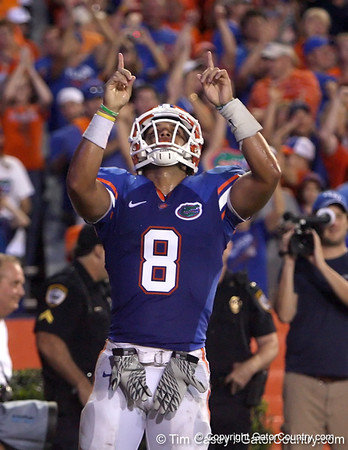 Super Photo Gallery: UF football vs. Kentucky, 9/25/10