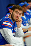 Florida Gator QB Christian Provancha poses for the camera during the 2014 Florida Gator Fan Day.  August 16th, 2014. Gator Country photo by David Bowie.