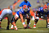 The Florida Gators wrap up their spring practice season with the 2014 Orange and Blue Debut.
