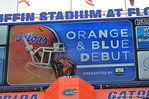 2014 Orange and Blue Debut.  April 12th, 2014. Gator Country photo by David Bowie.