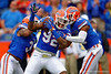 The Florida Gators cruise to a 52-3 victory over the Eastern Kentucky Colonels on senior day.