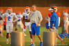 The Florida Gators open up practice to the public in their second of 8 open practices before the start of the 2014 season.