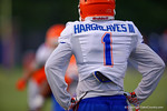 Florida DB Vernon Hargreaves, III during practice.  August 7th, 2014. Gator Country photo by David Bowie.