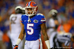 Florida Gators defensive back Jalen Tabor during the first quarter.  Florida Gators vs Missouri Tigers.  October 18th, 2014. Gator Country photo by David Bowie.