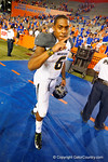 Missouri Tigers tailback Marcus Murphy poses for the camera following their win.  Florida Gators vs Missouri Tigers.  October 18th, 2014. Gator Country photo by David Bowie.