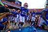 The Florida Gators open their season with a blow out win over the Eastern Michigan Eagles 65-0.