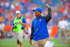 Lightning and heavy rain forces the Florida Gators to cancel their season opener versus the Idaho Vandals.