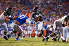 Missouri Tigers running back Marcus Murphy rushes downfield during the second quarter.  Florida Gators vs Missouri Tigers.  October 18th, 2014. Gator Country photo by David Bowie.