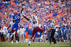 The South Carolina Gamecocks block their way into overtime and a 23-20 overtime win over the Florida Gators.