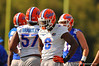 The Gator football team continues spring practice in front of the Gator Nation during open practices.