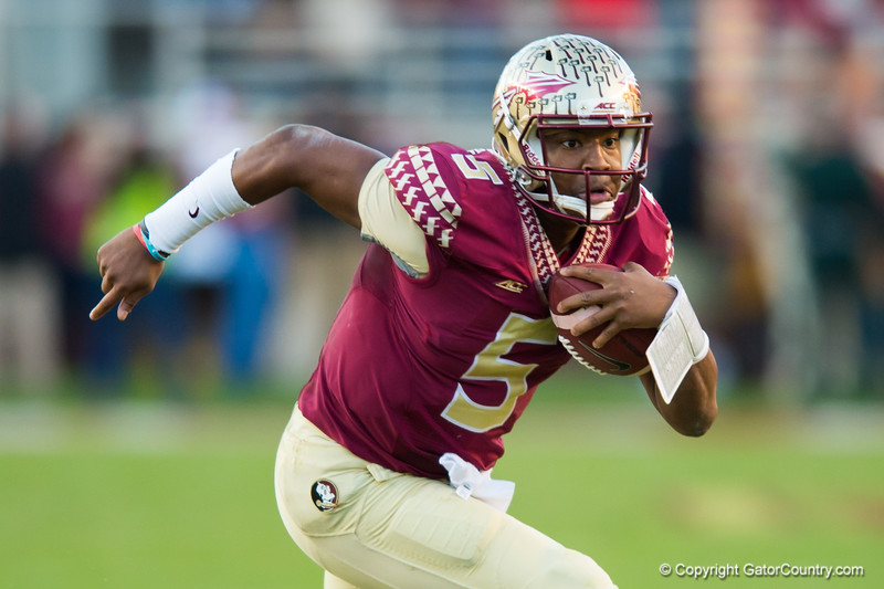 Noles remain undefeated with a 24-19 win over the Gators.