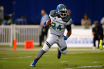 Team Highlight RB Ronald Jones II rushes downfield.  2015 Under Armour All-America High School Football Game.  January 2nd, 2015. Gator Country photo by David Bowie.