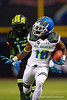 Team Highlight RB Ray-Ray McCloud III rushes downfield on the reverse.  2015 Under Armour All-America High School Football Game.  January 2nd, 2015. Gator Country photo by David Bowie.