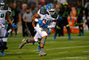 Team Highlight DE Byron Cowart picks up the ball and runs into the endzone.  The play was overruled and the touchdown was taken away.  2015 Under Armour All-America High School Football Game.  January 2nd, 2015. Gator Country photo by David Bowie.