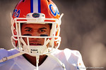 Florida Gators defensive back Jalen Tabor during pre-game drills.  Florida Gators vs FSU Seminoles.  November 22th, 2014. Gator Country photo by David Bowie.