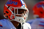 Florida Gators defensive back Vernon Hargreaves, III during pre-game drills.  Florida Gators vs FSU Seminoles.  November 22th, 2014. Gator Country photo by David Bowie.