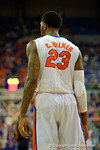 Florida Gators forward Chris Walker during the second half.  Florida Gators vs UCONN Huskies.  January 3rd, 2015. Gator Country photo by David Bowie.