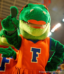 Alberta poses for the camera after the game.  Florida Gators vs UCONN Huskies.  January 3rd, 2015. Gator Country photo by David Bowie.