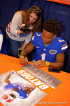 during the 2015 Florida Gators Fan Day.  August 15th, 2015.  Gator Country Photo by David Bowie.