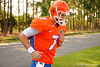 The Florida Gators continue fall football practice.