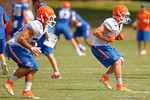 Florida Gators defensive end Mark Norvelis as the Gators continue fall practice.  August 8th, 2015.  Gator Country Photo.