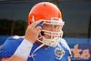 The Florida Gators continue fall football practice.