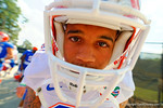 Florida Gators defensive back Jalen Tabor poses for the camera as he walks toward the practice field.  Florida Gators Third Spring Practice.  March 20th, 2016. Gator Country photo by David Bowie.