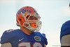 Florida Gators offensive lineman Matthew Fuchs during the Florida Gators open practice.  August 27th, 2015.  Gator Country Photo by David Bowie.