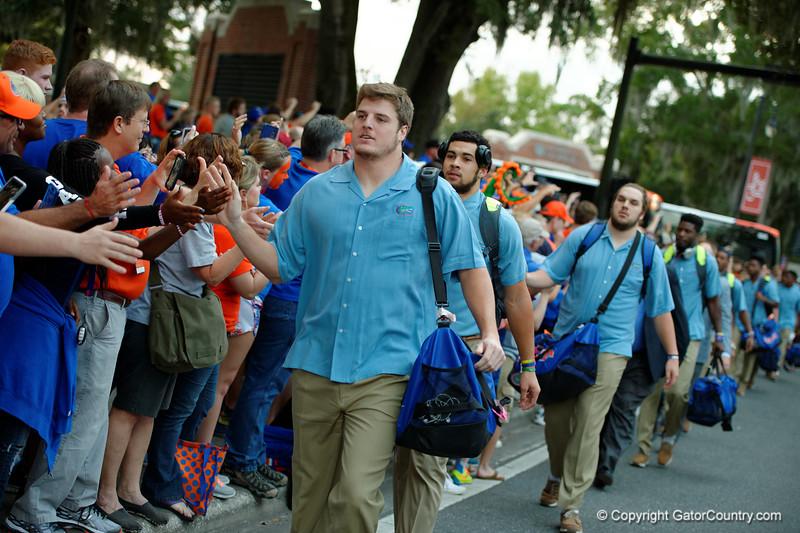 University of Florida Gators Football FSU Seminoles 2015