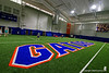 University of Florida Gators Football Indoor Practice Field IPF